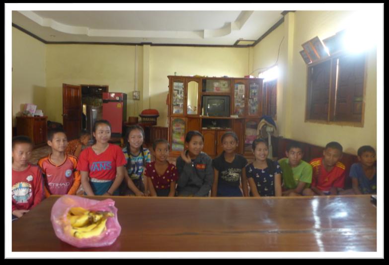 Cours d'anglais gratuits pour les villages de de Phatonlong et Tongkham