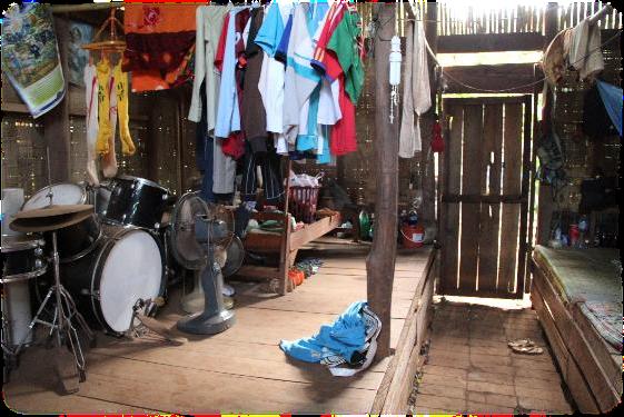 Construction d'un foyer pour les garçons d'Oudomsouk au Laos