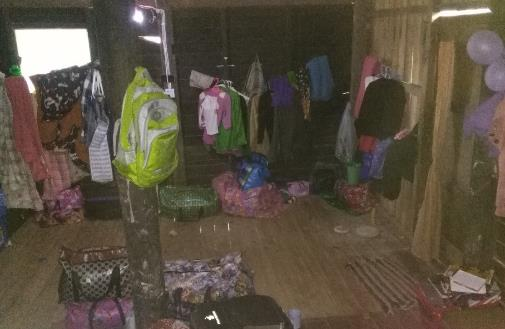 Construction d'un foyer pour les lycéennes de Mindat en Birmanie
